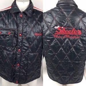 🛑 SOLD! Skeeter Boats Promo Quilt patrn Jacket